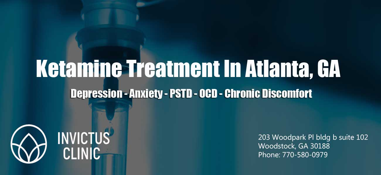 atlanta ketamine treatment center